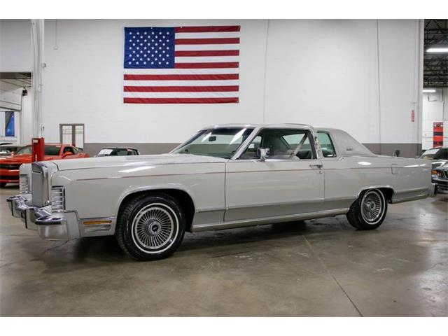 1979 Lincoln Continental (CC-1483424) for sale in Kentwood, Michigan