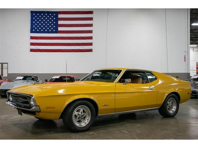 1972 Ford Mustang (CC-1483425) for sale in Kentwood, Michigan