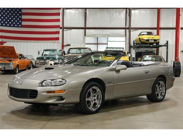 2000 Chevrolet Camaro (CC-1483428) for sale in Kentwood, Michigan