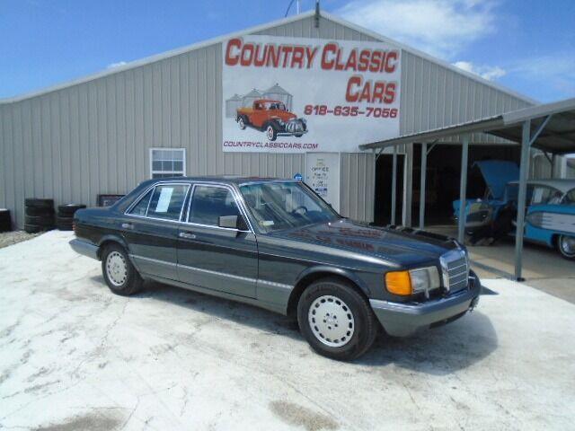 1989 Mercedes-Benz 300 (CC-1480343) for sale in Staunton, Illinois