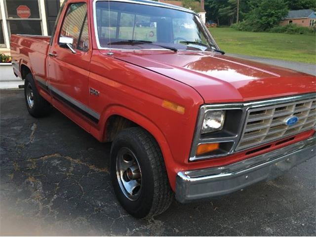 1982 Ford F100 (CC-1480344) for sale in Cadillac, Michigan