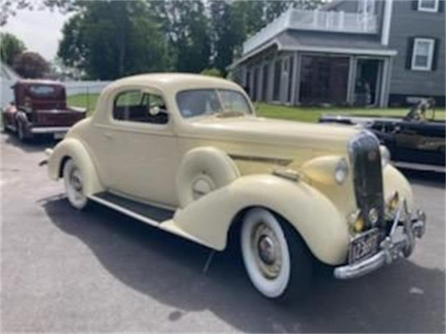 1936 Buick Business Coupe (CC-1483461) for sale in Cadillac, Michigan