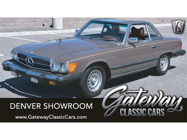 1978 Mercedes-Benz 450SL (CC-1483465) for sale in O'Fallon, Illinois