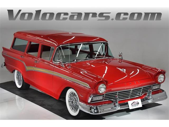 1957 Ford Country Sedan (CC-1483474) for sale in Volo, Illinois