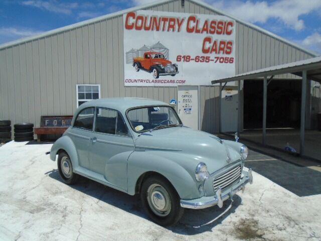 1959 Morris Minor (CC-1483489) for sale in Staunton, Illinois