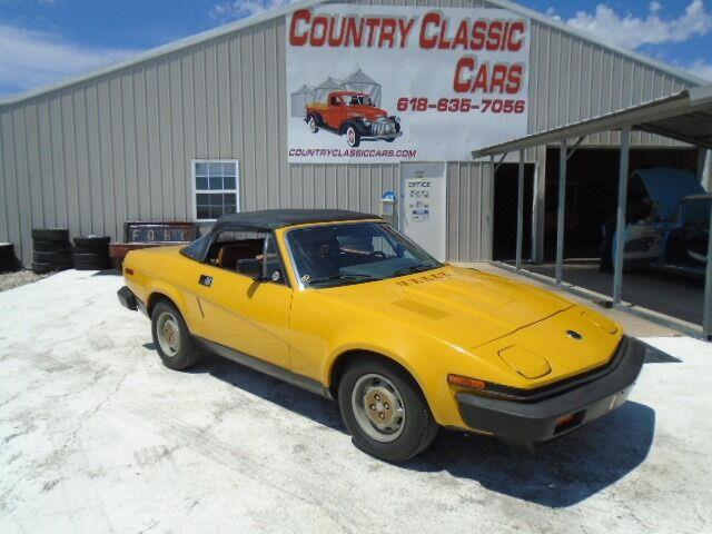 1980 Triumph TR7 (CC-1480349) for sale in Staunton, Illinois