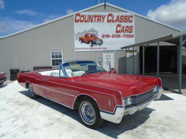 1966 Lincoln Continental (CC-1483494) for sale in Staunton, Illinois