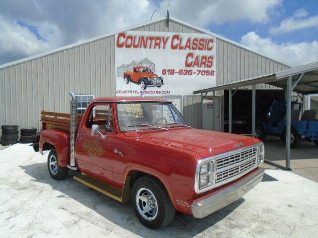 1979 Dodge Little Red Express (CC-1483501) for sale in Staunton, Illinois