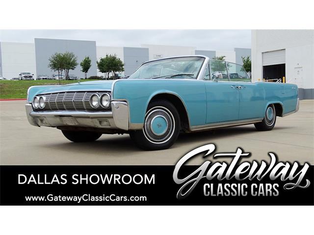 1964 Lincoln Continental (CC-1483509) for sale in O'Fallon, Illinois