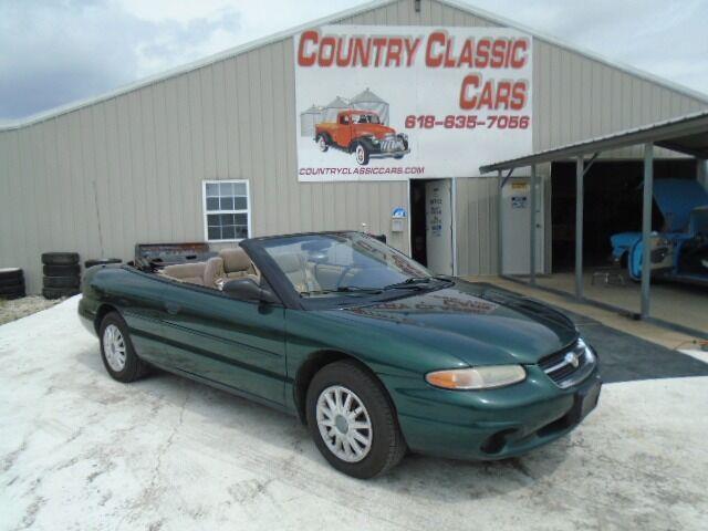 1996 Chrysler Sebring (CC-1480351) for sale in Staunton, Illinois