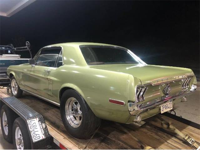 1968 Ford Mustang (CC-1483510) for sale in Cadillac, Michigan