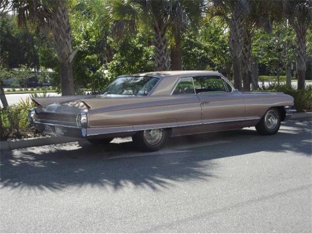 1962 Cadillac Coupe DeVille (CC-1483516) for sale in Cadillac, Michigan