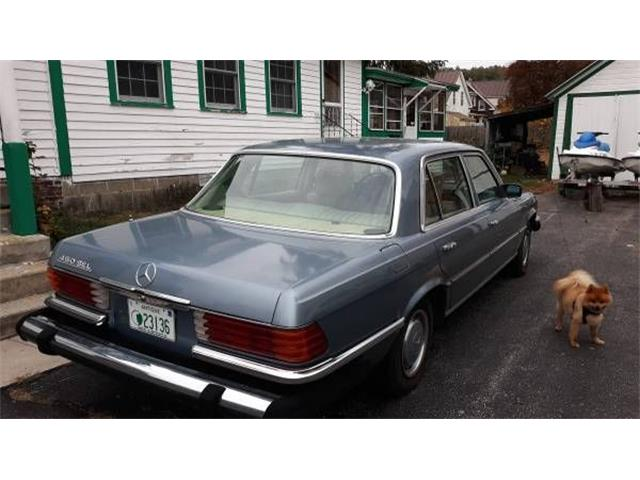 1976 Mercedes-Benz 450SEL (CC-1483519) for sale in Cadillac, Michigan