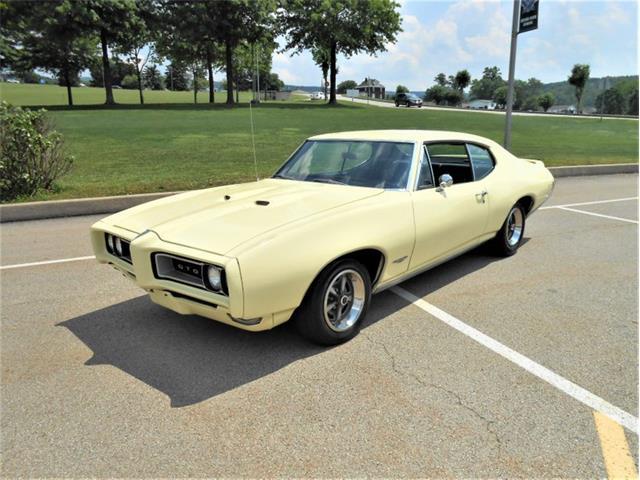 1968 Pontiac GTO (CC-1483520) for sale in Greensboro, North Carolina