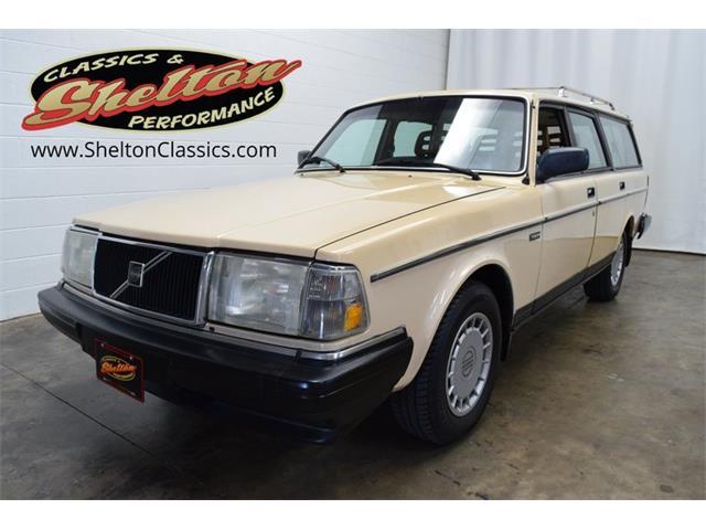 1989 Volvo 240 (CC-1483526) for sale in Mooresville, North Carolina