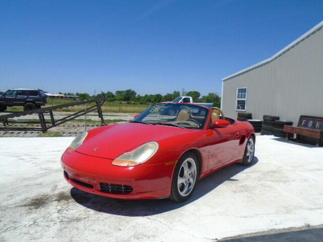 2001 Porsche Boxster (CC-1480353) for sale in Staunton, Illinois