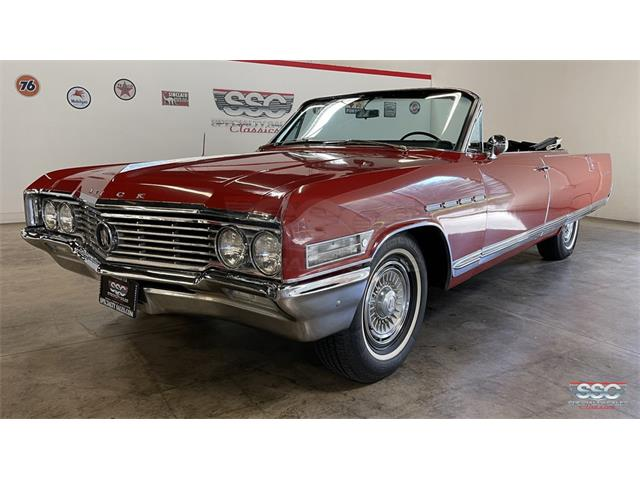 1964 Buick Electra (CC-1483539) for sale in Fairfield, California