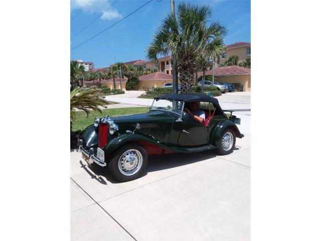 1953 MG TD (CC-1483548) for sale in Cadillac, Michigan