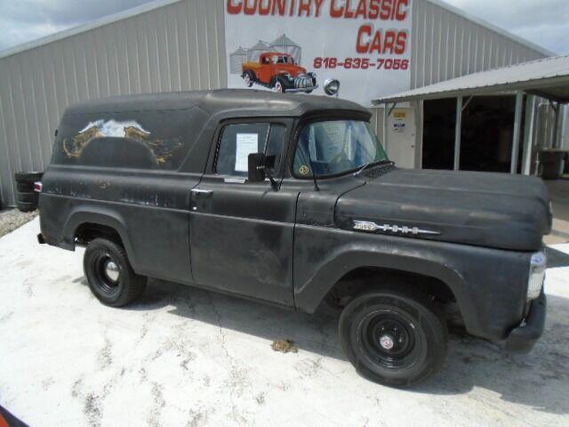1958 Ford F100 (CC-1480356) for sale in Staunton, Illinois
