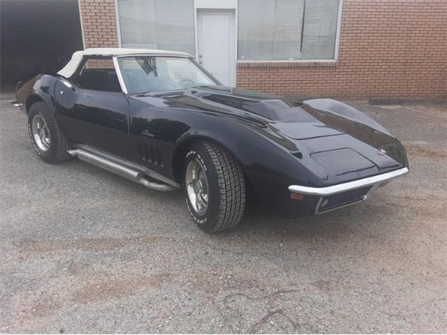 1969 Chevrolet Corvette (CC-1483561) for sale in Cadillac, Michigan