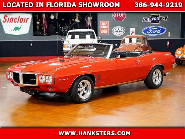 1969 Pontiac Firebird (CC-1483565) for sale in Homer City, Pennsylvania
