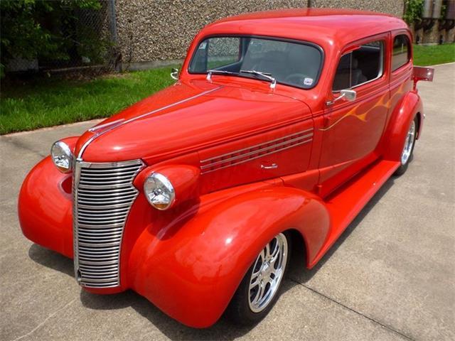 1938 Chevrolet Master Deluxe (CC-1483567) for sale in Arlington, Texas