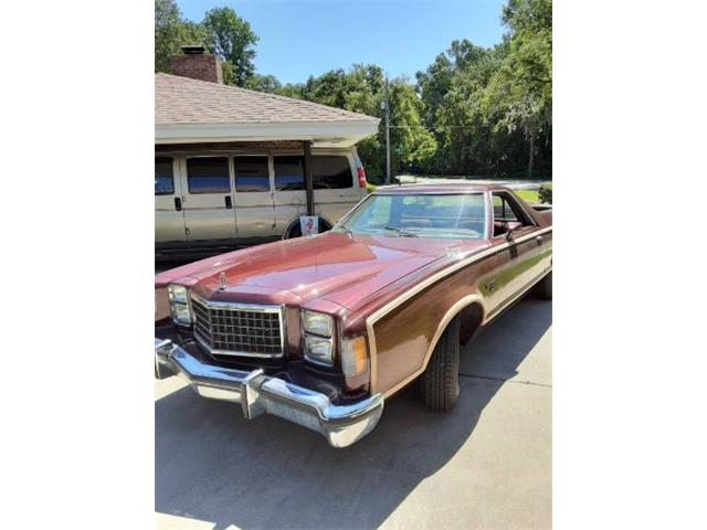 1979 Ford Ranchero (CC-1483568) for sale in Cadillac, Michigan