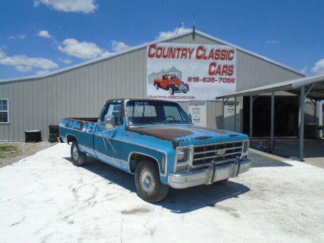 1979 Chevrolet C10 (CC-1480358) for sale in Staunton, Illinois
