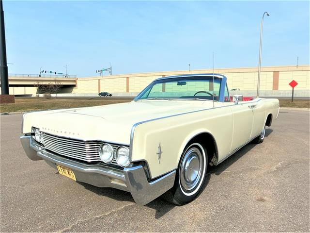 1966 Lincoln Continental (CC-1483616) for sale in Ramsey, Minnesota