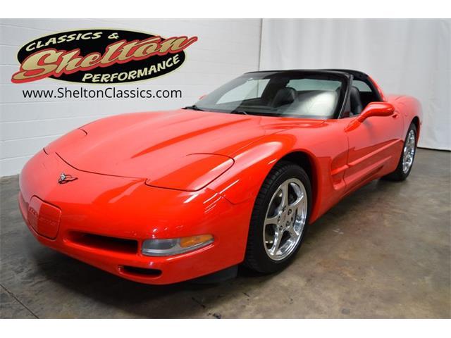 2002 Chevrolet Corvette (CC-1480363) for sale in Mooresville, North Carolina