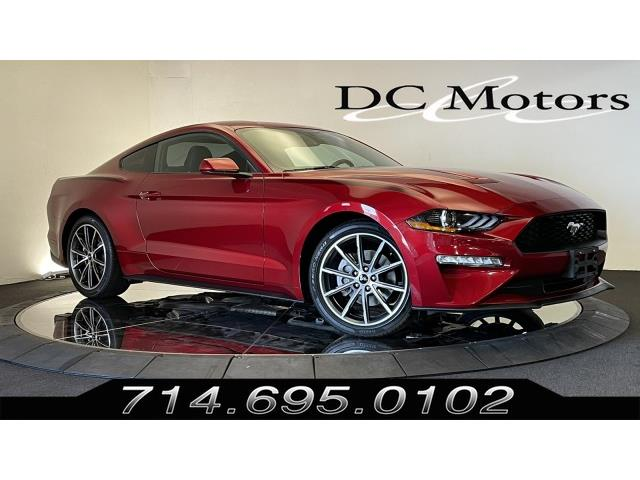 2019 Ford Mustang (CC-1483630) for sale in Anaheim, California