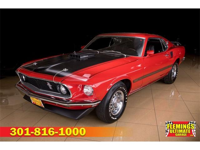 1969 Ford Mustang (CC-1483636) for sale in Rockville, Maryland