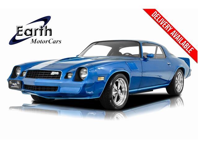 1978 Chevrolet Camaro (CC-1483640) for sale in Carrollton, Texas