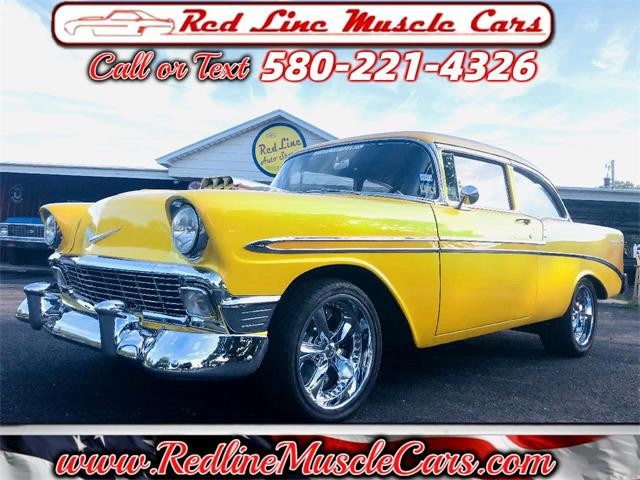 1956 Chevrolet Bel Air (CC-1483658) for sale in Wilson, Oklahoma