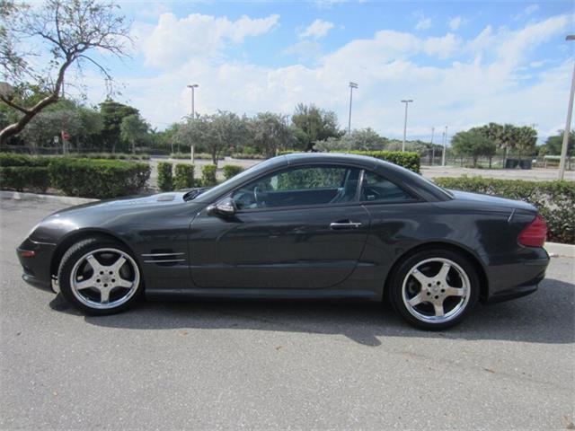 2003 Mercedes-Benz SL500 (CC-1483671) for sale in Delray Beach, Florida