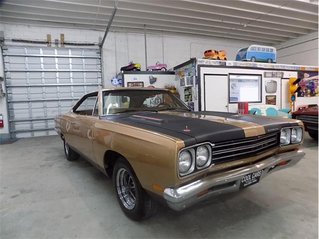 1969 Plymouth Road Runner (CC-1483675) for sale in Pompano Beach, Florida