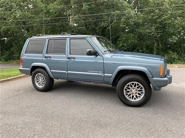 1999 Jeep Cherokee (CC-1483682) for sale in Manheim, Pennsylvania