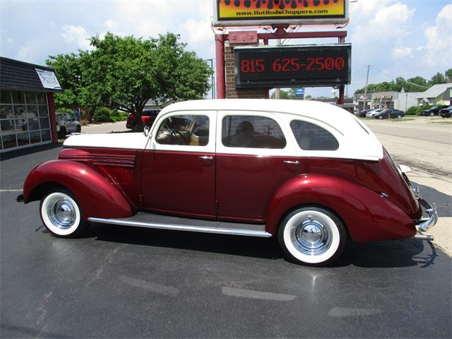 1939 Hupmobile Sedan (CC-1483692) for sale in Sterling, Illinois