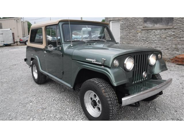 1969 Jeep Commando (CC-1483694) for sale in MILFORD, Ohio