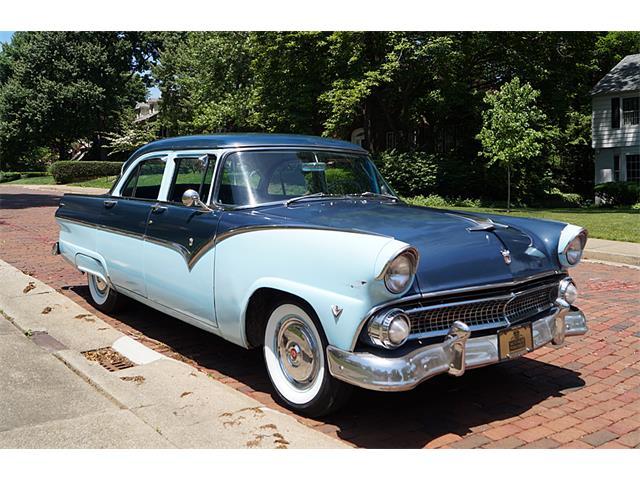 1955 Ford Fairlane (CC-1483699) for sale in Canton, Ohio