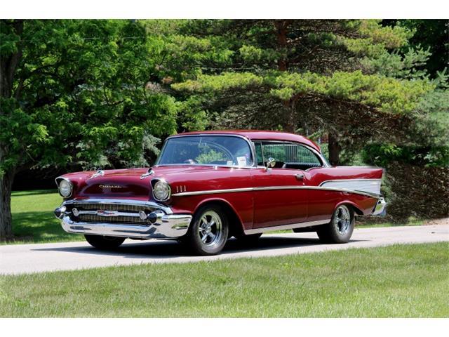1957 Chevrolet Bel Air (CC-1483719) for sale in Tecumseh, Michigan
