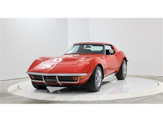 1972 Chevrolet Corvette (CC-1483782) for sale in Springfield, Ohio