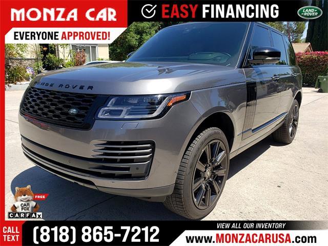 2019 Land Rover Range Rover (CC-1483817) for sale in Sherman Oaks, California