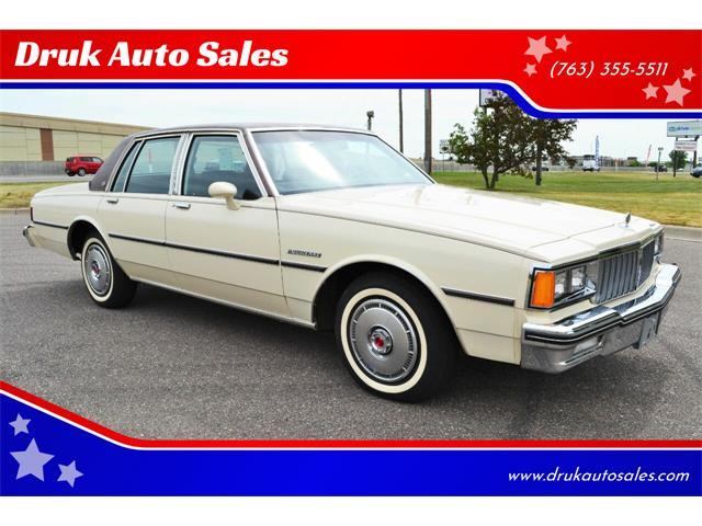 1984 Pontiac Parisienne (CC-1483823) for sale in Ramsey, Minnesota