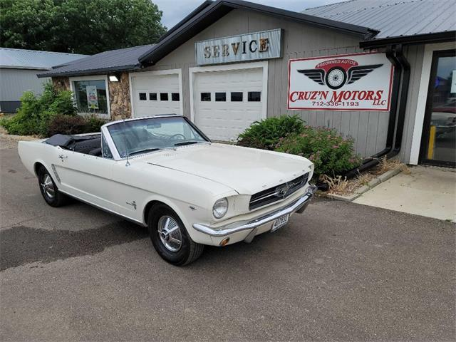 1965 Ford Mustang (CC-1483837) for sale in Spirit Lake, Iowa