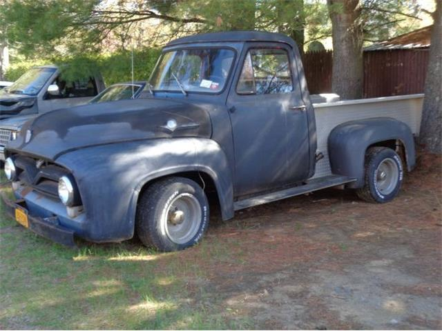 1953 Ford F1 (CC-1480385) for sale in Cadillac, Michigan