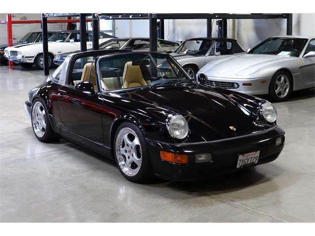 1991 Porsche 911 (CC-1483851) for sale in San Carlos, California