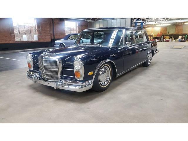 1972 Mercedes-Benz 600 (CC-1483860) for sale in La Jolla, California