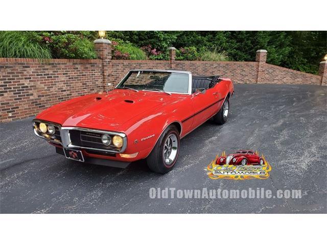 1968 Pontiac Firebird (CC-1483863) for sale in Huntingtown, Maryland