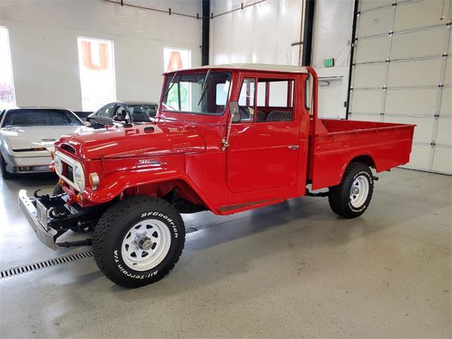 1967 Toyota Land Cruiser FJ (CC-1483874) for sale in Bend, Oregon